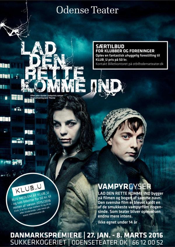 Odense Teater - Særtilbud
