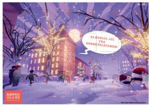 Årets julekalender